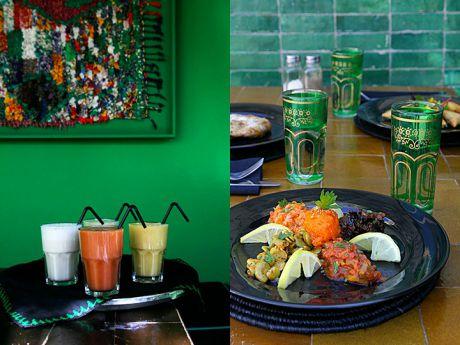 Le jardin restaurant medina marrakech for Cafe le jardin marrakech